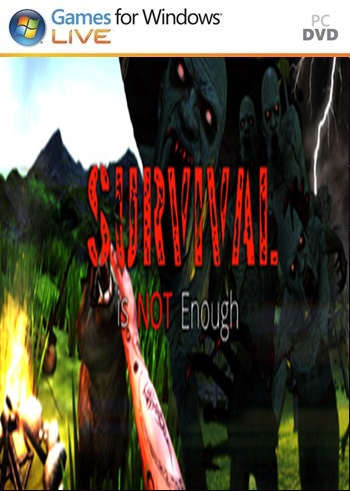 Survival Is Not Enough PC Full Español