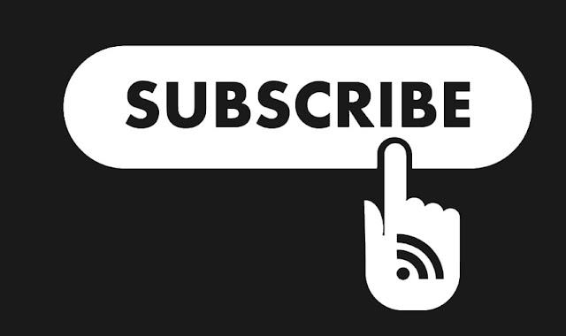 Cara Memasang Kotak Subscribe Keren dan Responsive di Atas Footer Blog - Seperti Template Viral Go