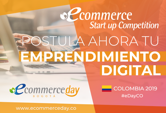 Emprendedores son convocados a participar del eCommerce Startup Competition Colombia 2019