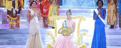 Megan Young from Phillipines is Miss World 2013
