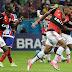 Flamengo vence na Fonte Nova, entra no G-4 e empurra o Bahia para o Z-4