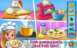 Download Chef Kids - Cook Yummy Food App