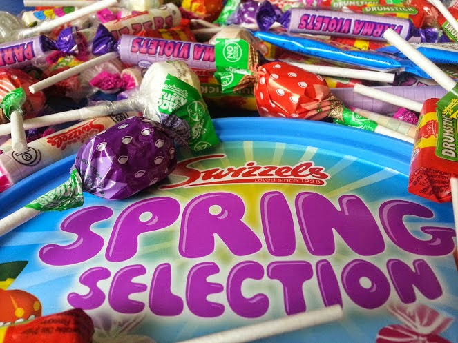 Swizzels Spring Selection Sweets Bucket competition