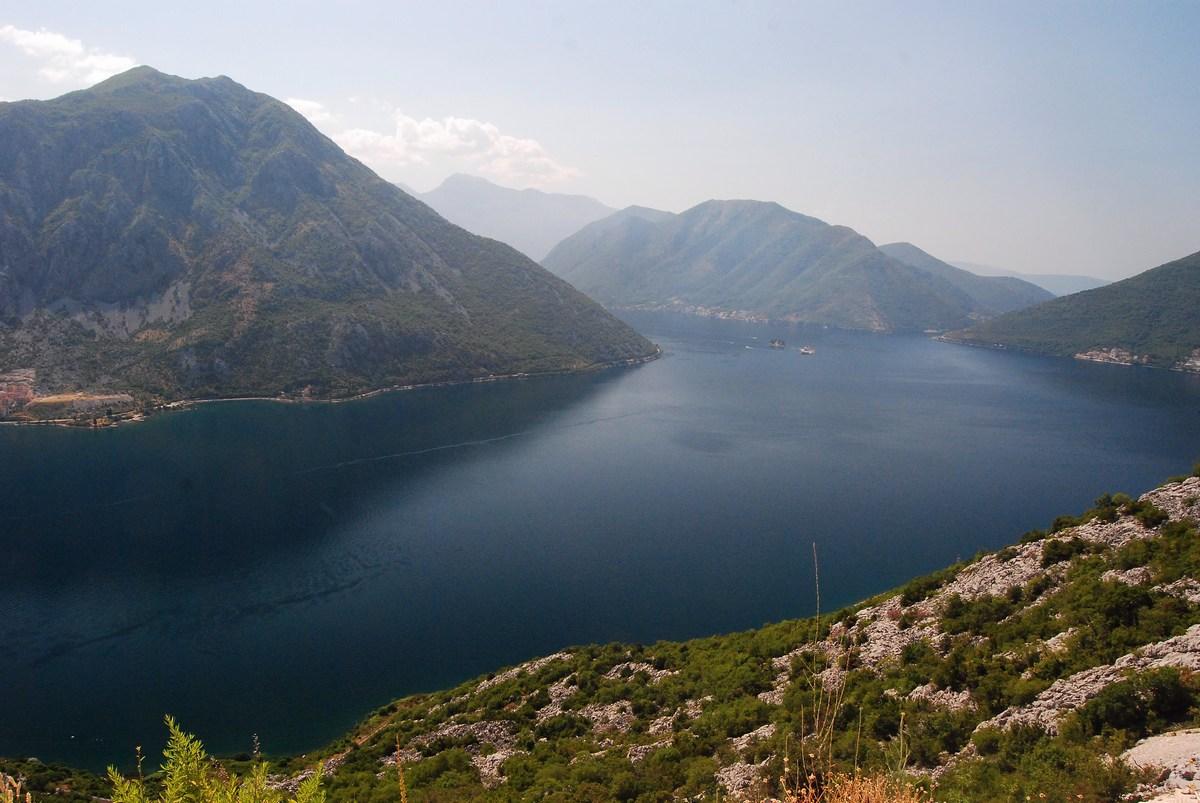 bouches de Kotor Montenegro