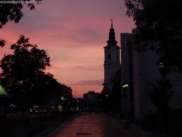 Novi Sad (Nowy Sad) - drugie miasto Serbii