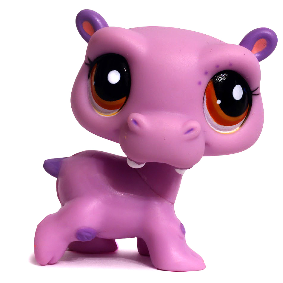 Littlest Pet Shop Hippo LPS Hippo Generation 3...