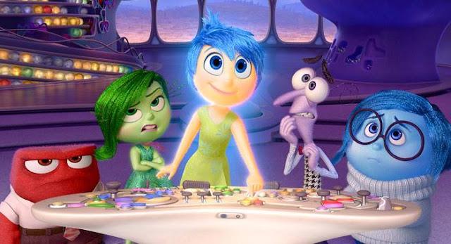 Film Animasi Pixar Terbaik sepanjang masa