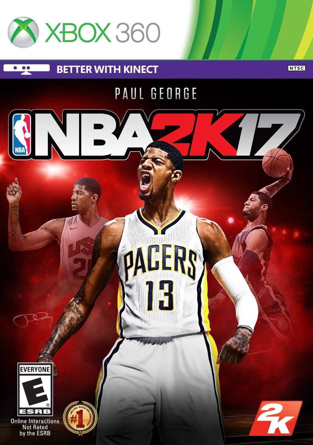 [GAMES] NBA 2K17 (XBOX360/Region free)