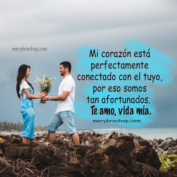 lindas frases para mi novio, novia, tarjeta para mi esposo, esposa de amor