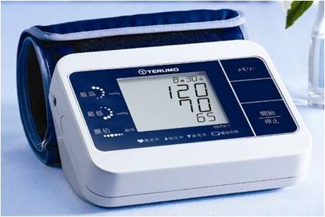 healthy is wealthy: BLOOD PRESSURE MONITOR - ES-P311