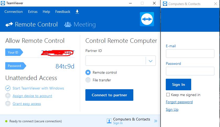 teamviewer 12 license key download