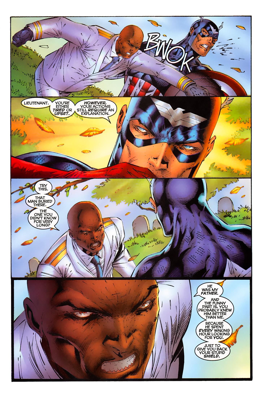 Captain America (1996) Issue #3 #3 - English 19