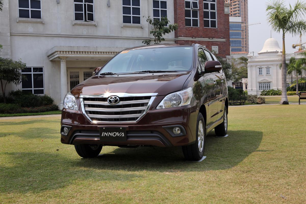 Spesifikasi Toyota All New Kijang Innova Warna Grand Veloz Kelebihan Dan Kekurangan Bensin
