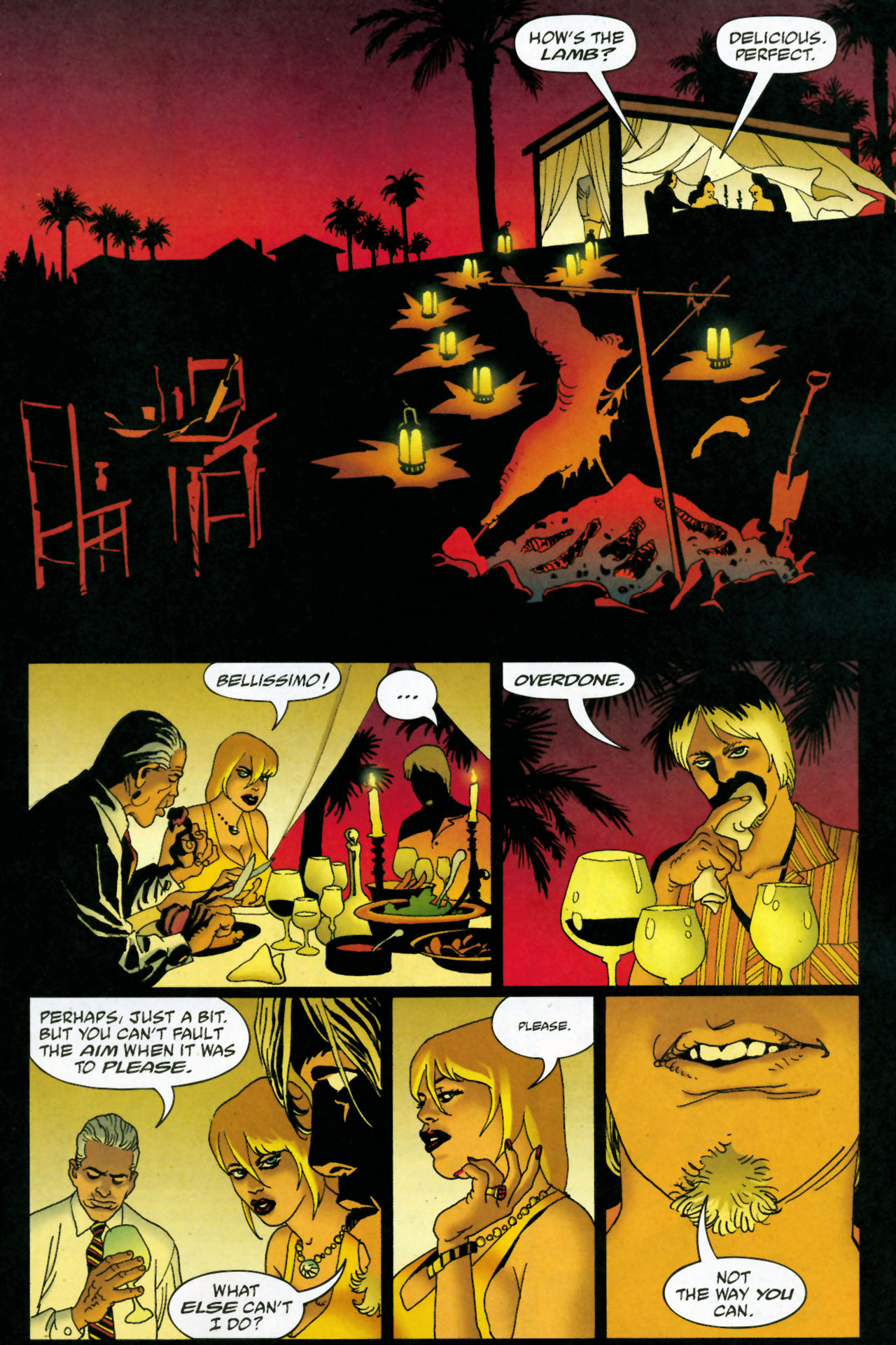 Read online 100 Bullets comic -  Issue #85 - 12