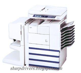 Sharp AR-M455N Printer Software and Driver Downloads - Setup