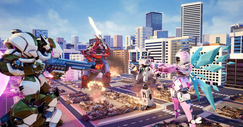 Override: Mech City Brawl Launch Trailer