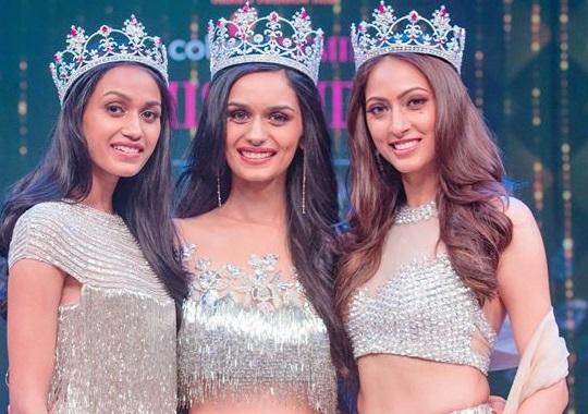 Miss India 2017 Winners  List, Finalists, Judges | Manushi Chhillar wins the title of Femina Miss India 2017