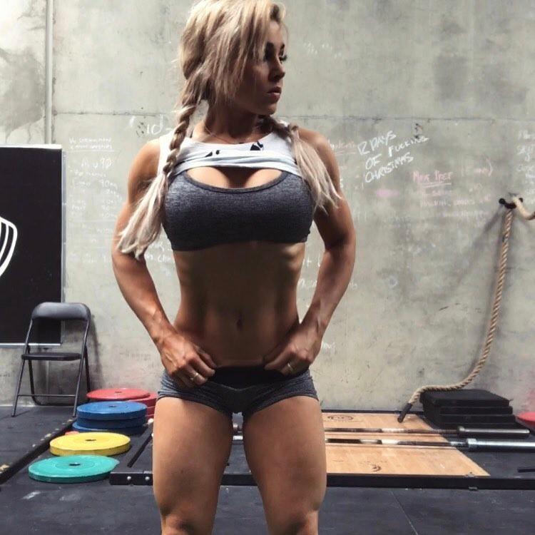 Stephanie Sanzo Australian body transformation