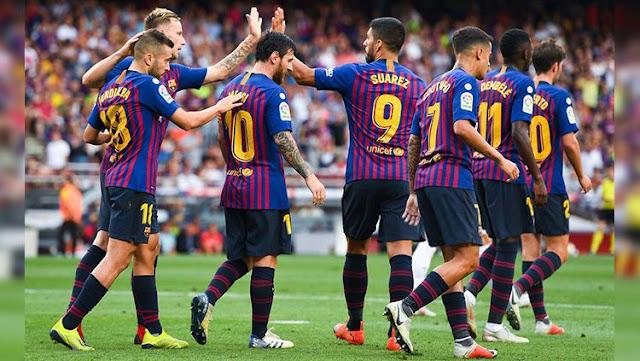 Beli Pemain dan Gaji Staf, Barcelona Habiskan Rp 2,6 Triliun