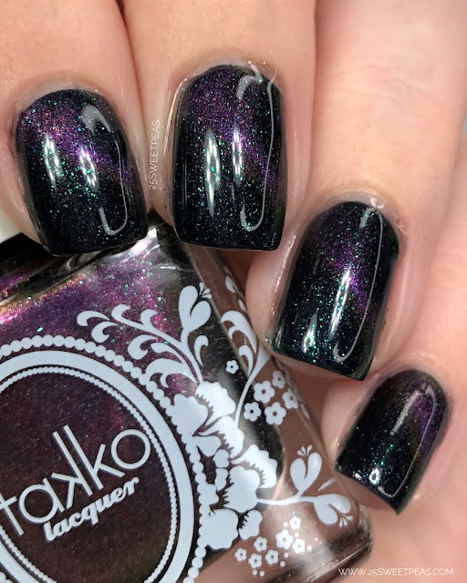 Takko Lacquer northern lights