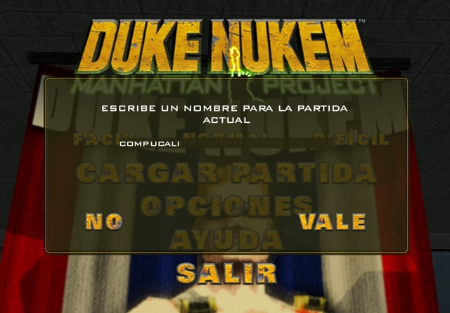 Duke Nukem Manhattan Project PC Full Español