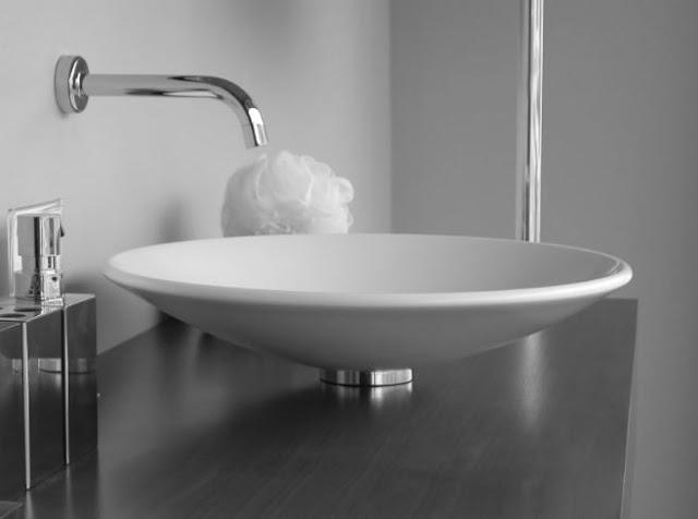 Remarkable Small Corner Bathroom Sinks - Unique Home Ideas