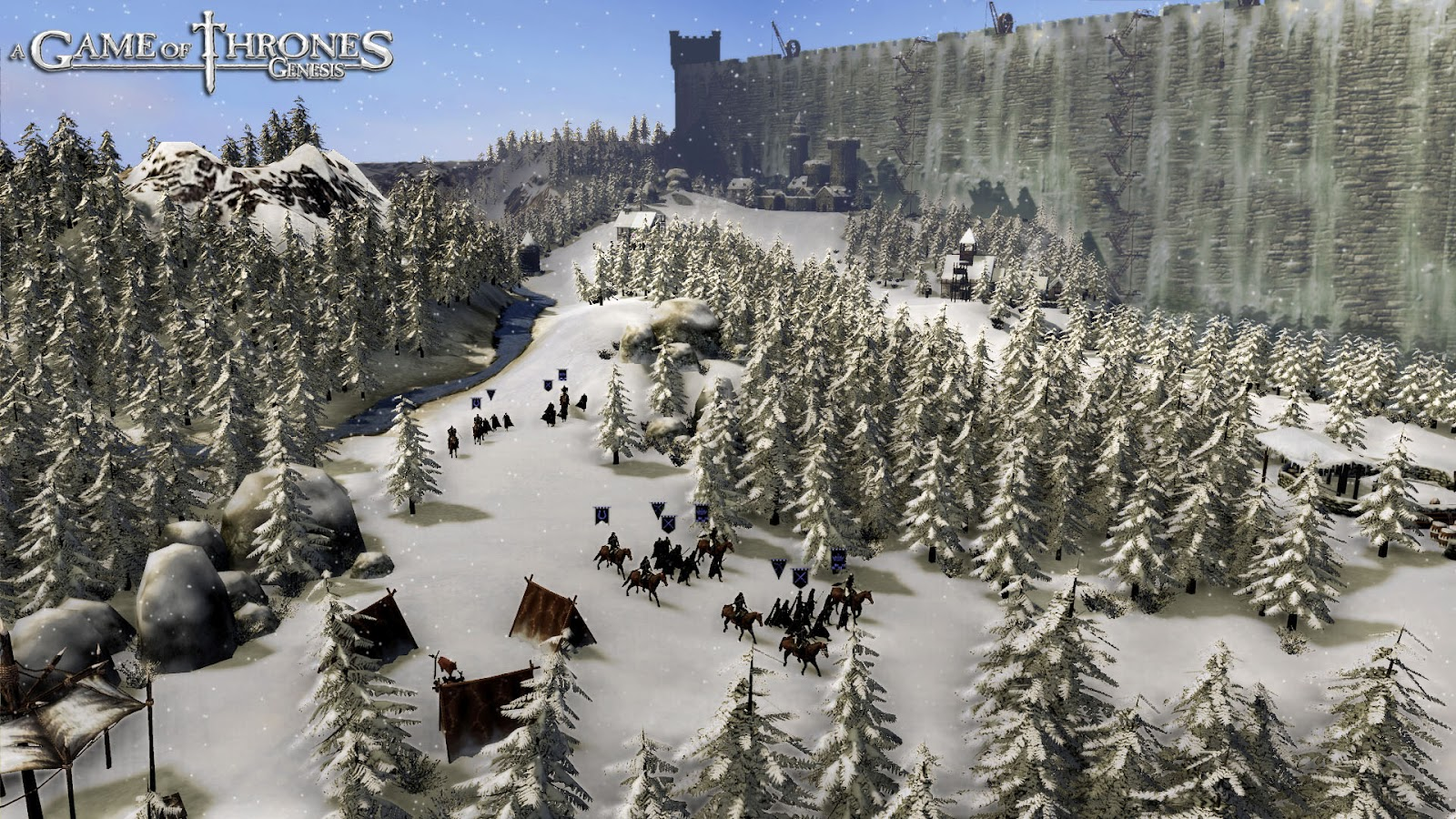 Wallpapers A Game Of Thrones Genesis Ice Wall Kingsroad