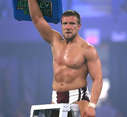 Bryan Then Grabbed The Briefcase To Win The Match