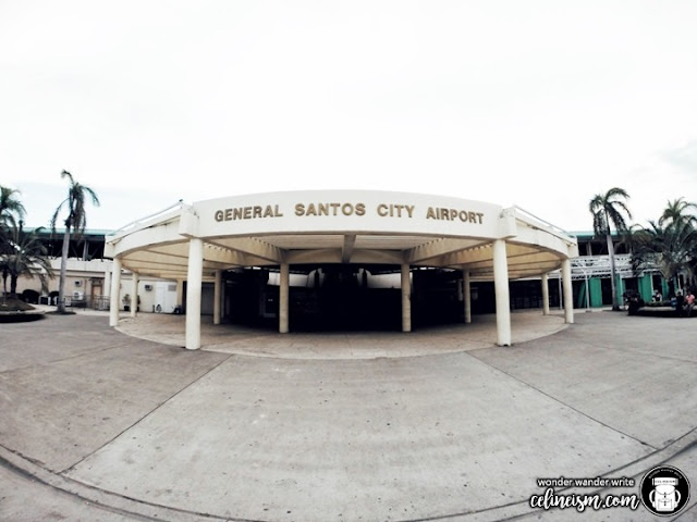 how to go to general santos