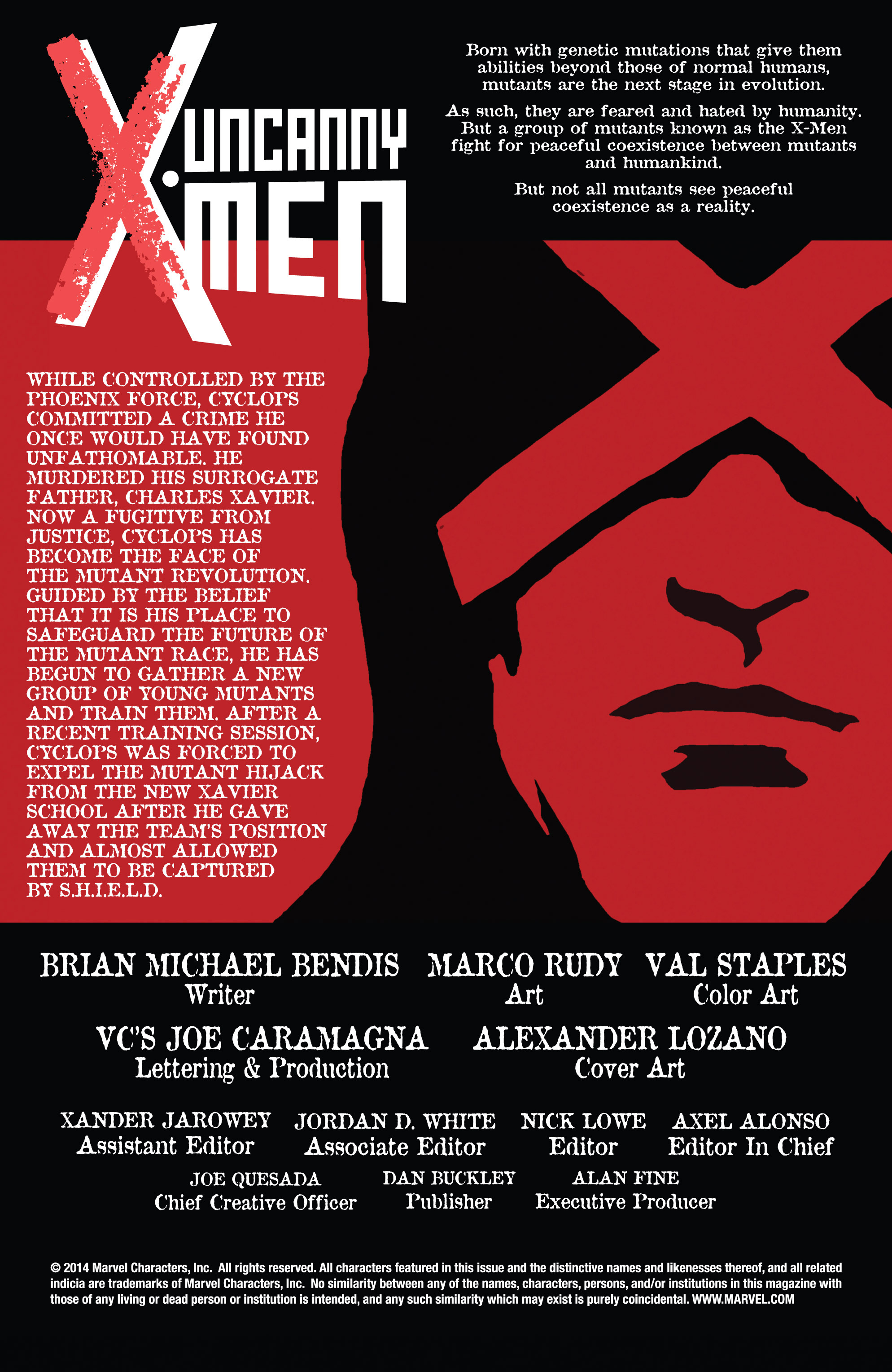 Read online Uncanny X-Men (2013) comic -  Issue # _TPB 3 - The Good, The Bad, The Inhuman - 86