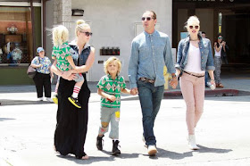 Nanny Who Had Adulterous Affair With Gwen Stefani's Ex-Husband Now Pregnant
