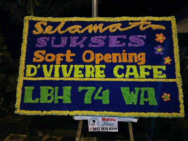 "Papan Bunga Lampung ""Macro Florist"" Open Order !!!"