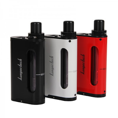 About The Kanger CUPTI 75W TC All In One Starter Kit