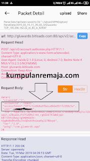 Mencari user id member id dan token dengan termux