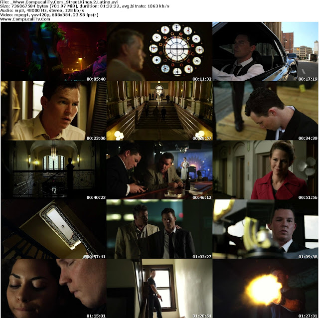 Reyes de la Calle 2 [Street Kings 2] DVDRip Español Latino [2011]