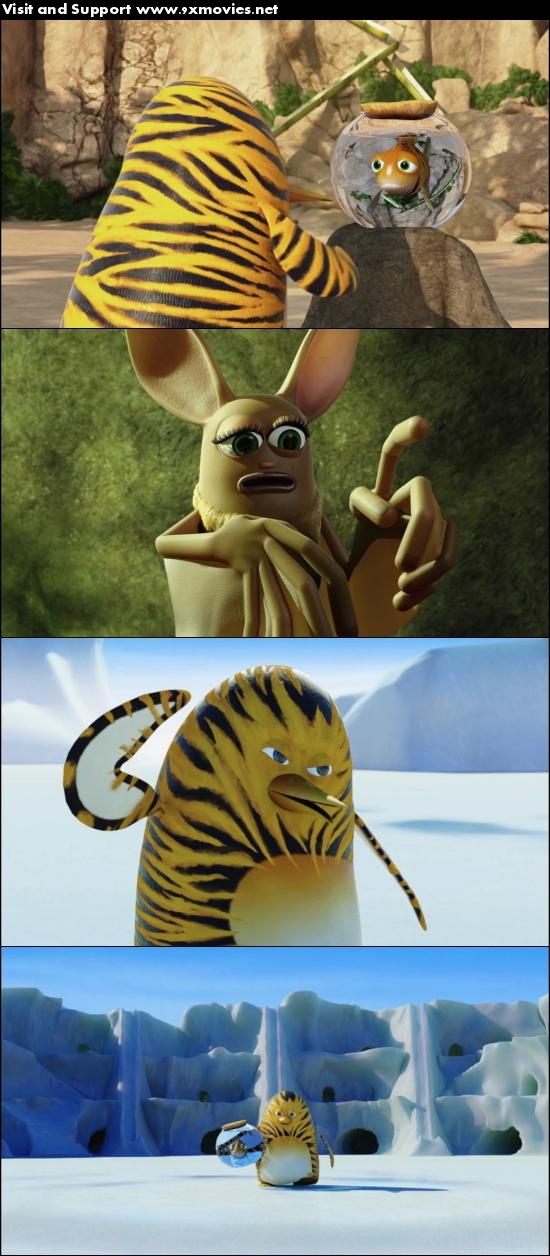 The Jungle Bunch - The Movie 2011 Dual Audio Hindi 480p BluRay