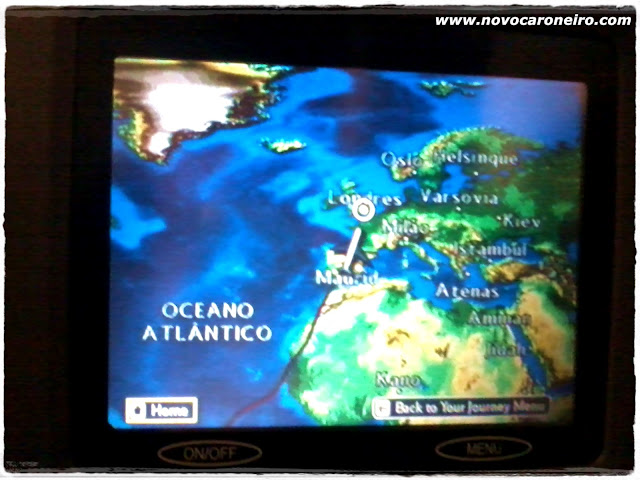 Avaliação da British Airways, por novocaroneiro.com