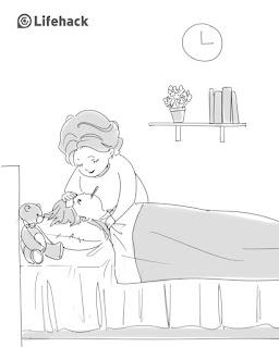 cinta seorang ibu