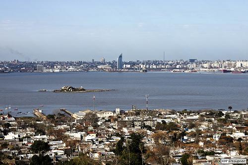 Montevidéu, Capital do Uruguai