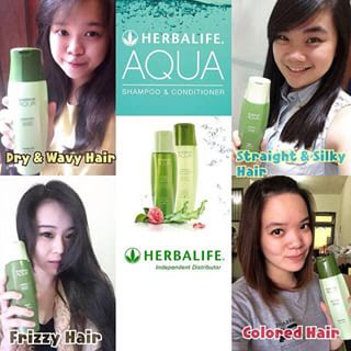 Aqua Shampoo Herbalife, Terbuat Dari Bahan Alami Ampuh Usir Ketombe