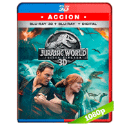 Jurassic World: El reino caído (2018) 3D SBS 1080p Audio Dual Latino-Ingles