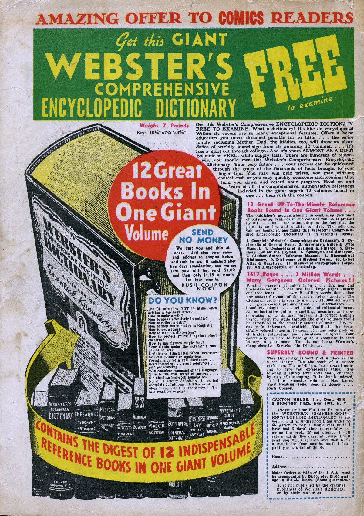 Read online All-Star Comics comic -  Issue #13 - 68