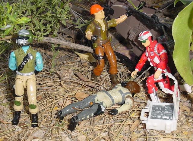 Steel Brigade, Mail Away, Lifeline, Tollbooth, Slipstream