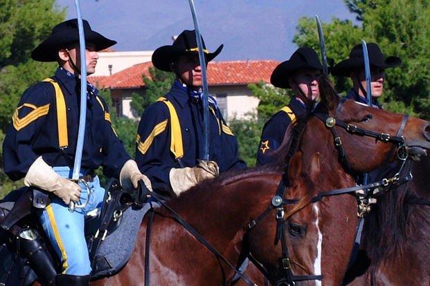 1-й кавалерійській загін армії США