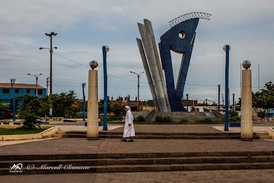 Plaza de Armas - Coishco (Peru)