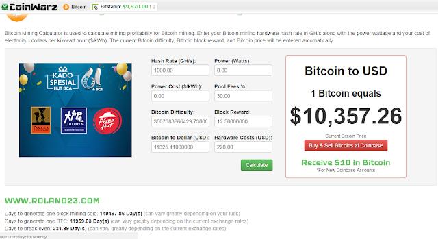 Strategi Investasi Bitcoin di Hashflare Pada Saat Ini ?
