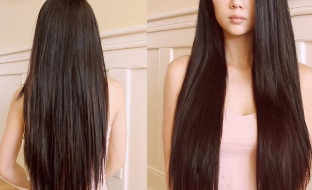 Tips Merawat Rambut Panjang Secara Alami Super Cantik Ghlaha