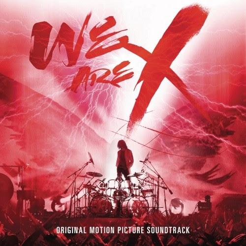 Download We Are X Soundtrack Flac, Lossless, Hi-res, Aac m4a, mp3, rar/zip