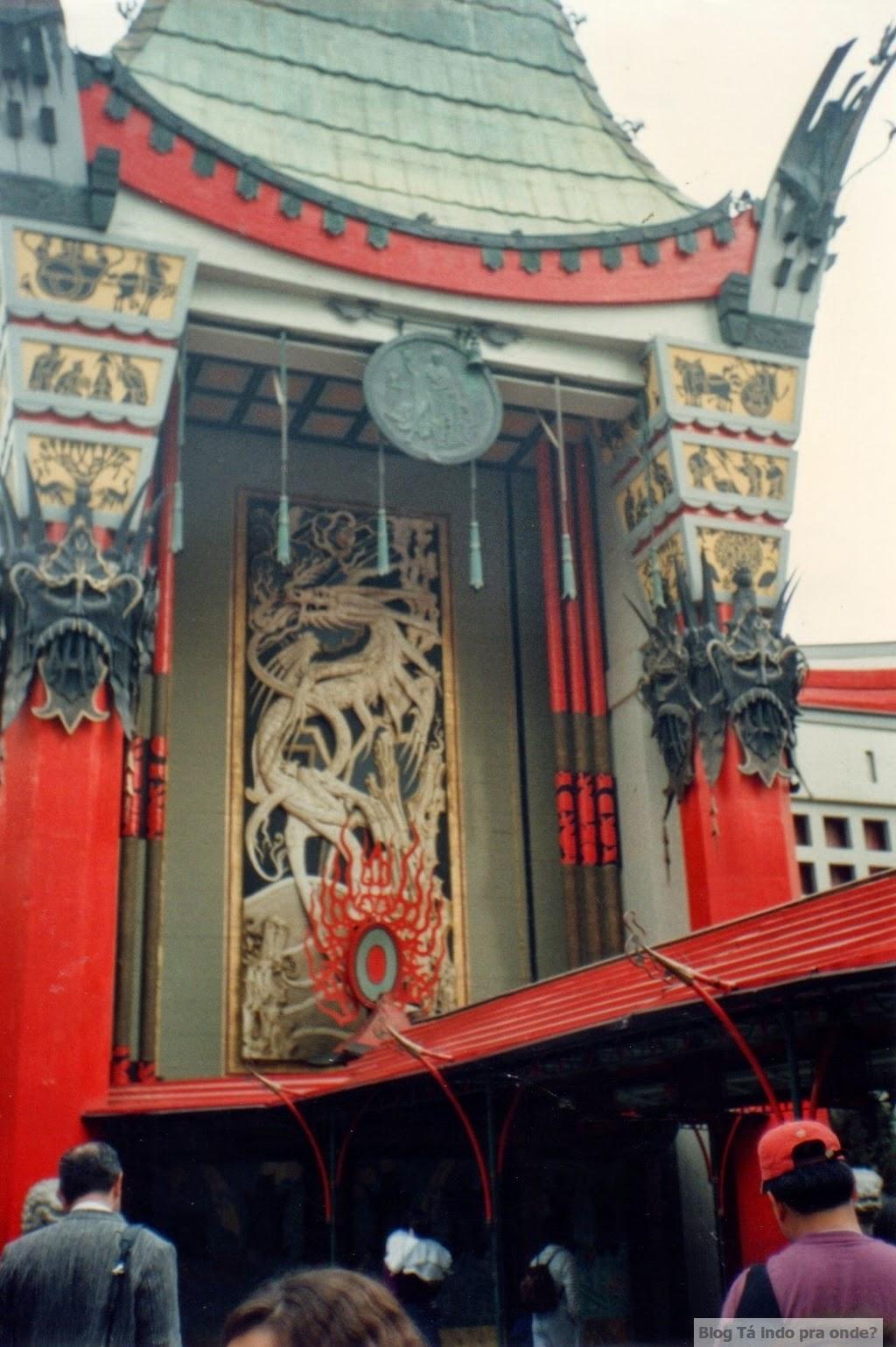 teatro chinês em Los Angeles
