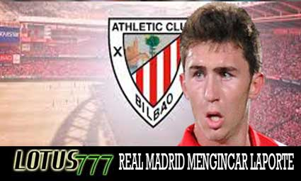REAL MADRID MENGINCAR LAPORTE